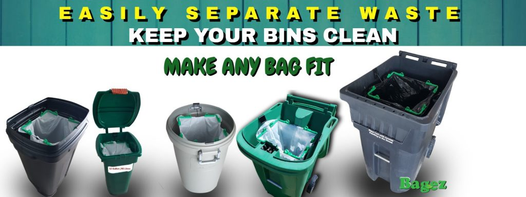 How to separate waste & keep bins clean