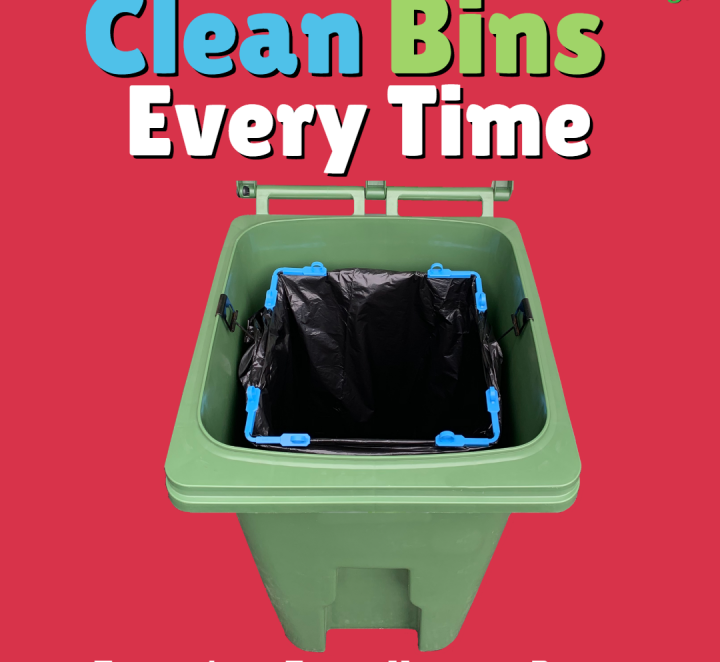 How to Clean Garbage Cans Effortlessly