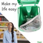 Deodorize Your Garbage Bin