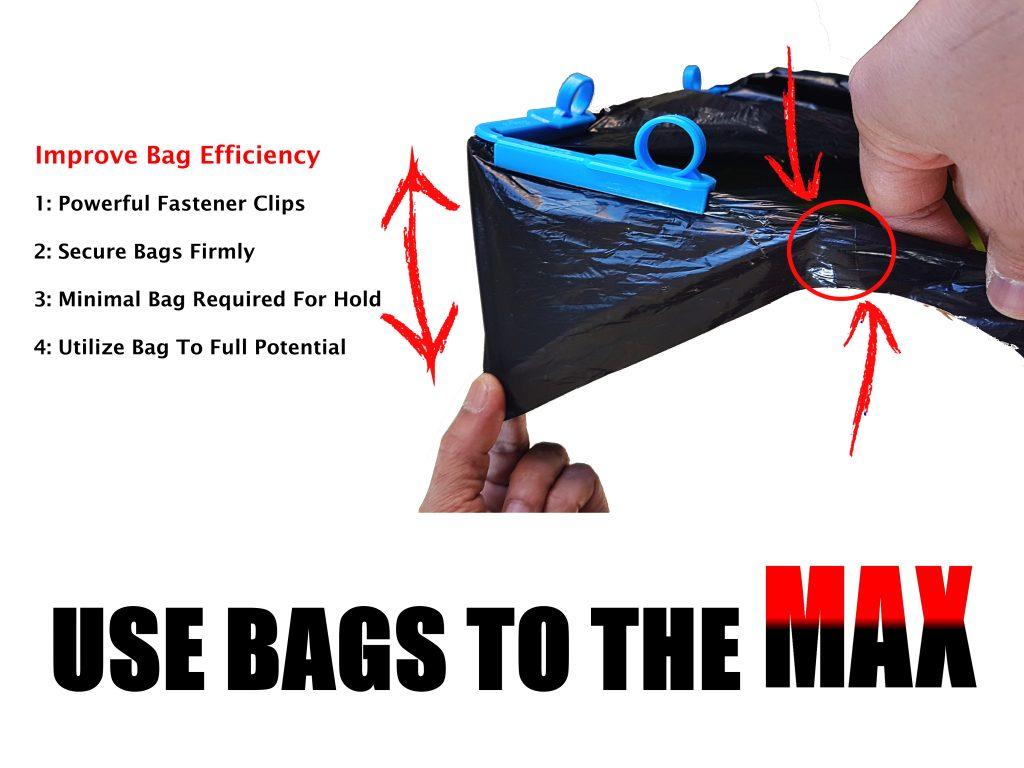 How BagEZ makes bags more efficient