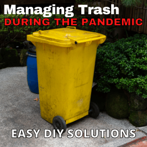 How To Prevent Coronavirus Spread And Waste Management Cleaning Tips