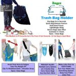 litter trash pick up sheet spec amazon BagEZ