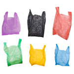 plastic bin liners