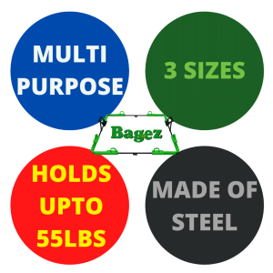 Features of BagEZ Bag Holders