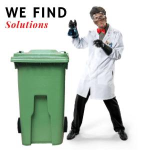 trash can scientist