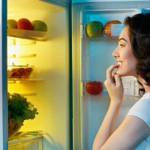de clutter fridge
